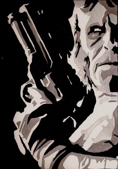 Hellboy por amandouPaint